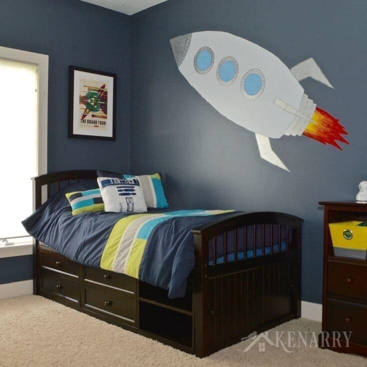 Outer Space Bedroom Archives  Ideas for the Home