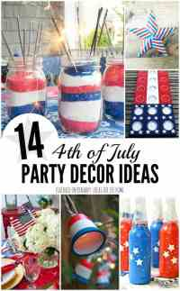 4th of July Party: 14 Ideas to Decorate Your Backyard