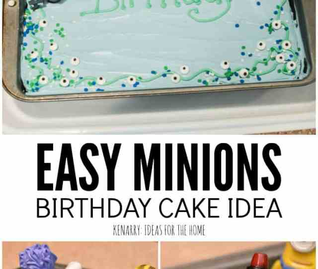 Calling All Minions Fans If You Love The Despicable Me Movies This Super Easy