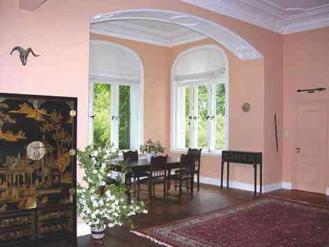 Herrenhaus im Gut Bliestorf