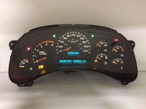 Edmonton GM and Super Duty Instrument Cluster Repair