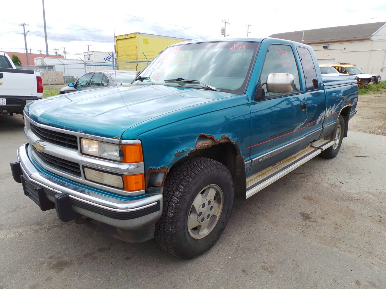 hight resolution of 1994 chevy 1500