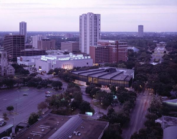 Houston Museum of Fine Arts Beck Building