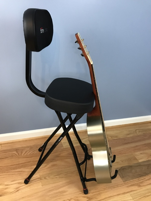 Review Gator Frameworks GFWGTRSEAT Acoustic Guitar