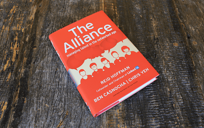 Check out LinkedIn founder Reid Hoffman's book,