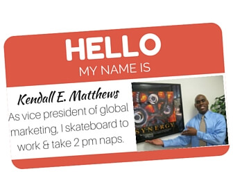 Kendall E. Matthews skateboards and naps