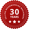 Selling Woodworking Machinery 30 Years
