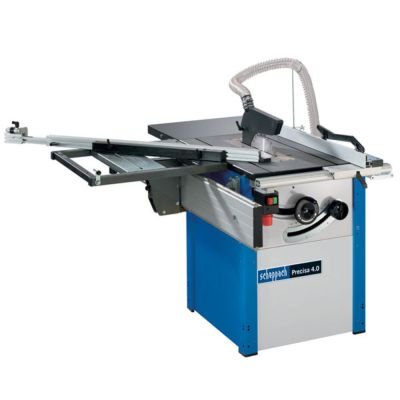 Scheppach Precisa 4.0 Table Saw Bench With 1.4mtr Sliding Table 87mm Deep Cut.