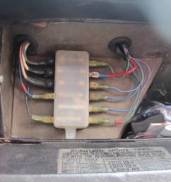 electrical drain datsun roadster forum 311s org1968 datsun fuse box 14 [ 1600 x 1200 Pixel ]