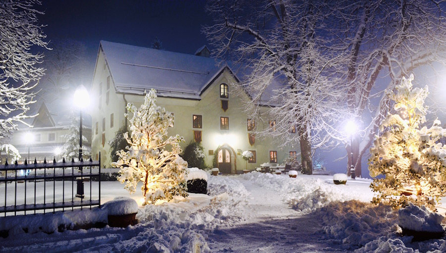 Hotel Kendov Dvorec Slovenija Spodnja Idrija Relais Chateaux
