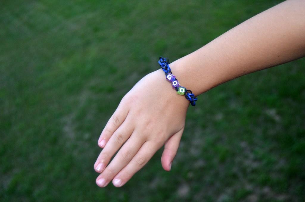 God bracelet