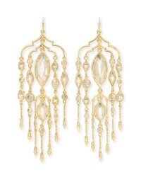Emma Shoulder Duster Earrings | Kendra Scott Jewelry