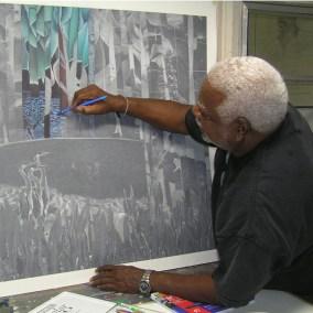 Ken In Studio