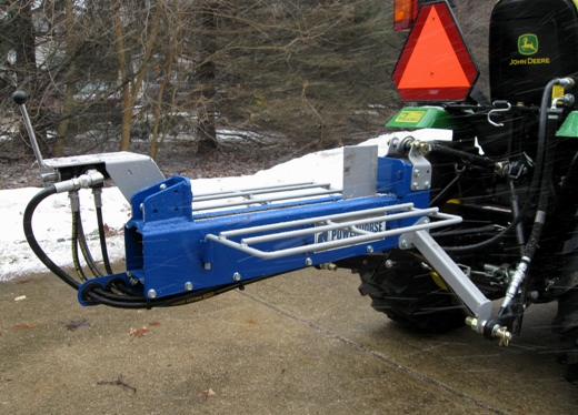 American Wood Splitter 3 Point Hitch