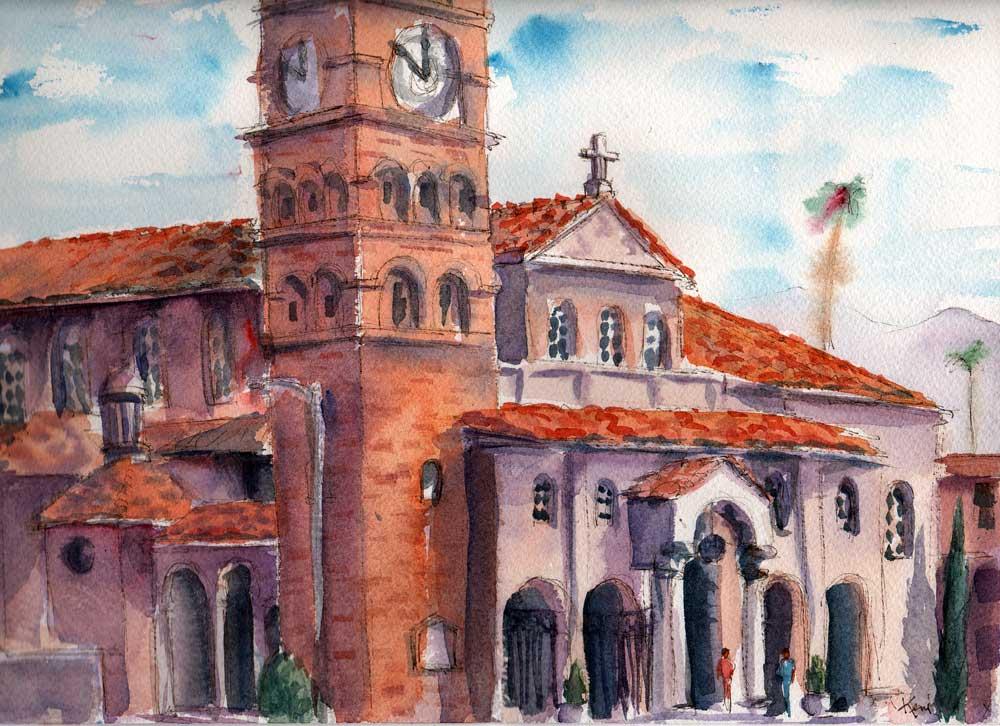 Denominational Churches, Tear Down Those Walls