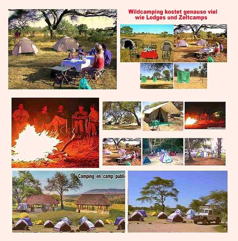 Kenia reise urlaub kenia camping safari
