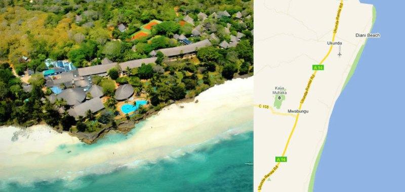 Kenia Diani reise urlaub strandurlaub am indischer ozean