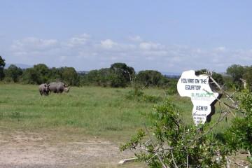 Safaritagebuch Äquator