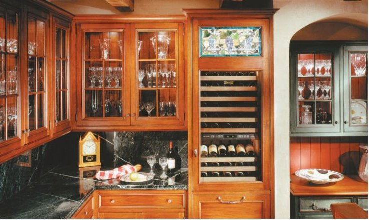 kitchen aid wine cooler best cabinet manufacturers kenig: sub zero 427 r