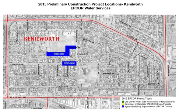 Kenilworth Upgrades 2015