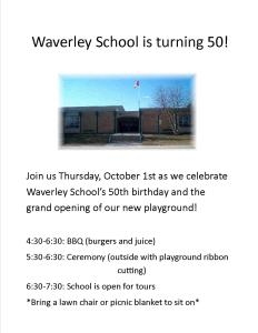 Waverly 50th