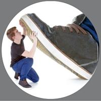 stevige stap training