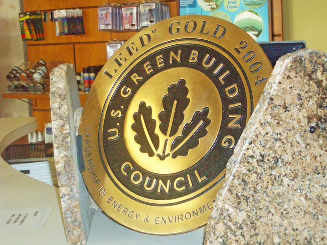 us green building council award happy feet plus leed gold certified