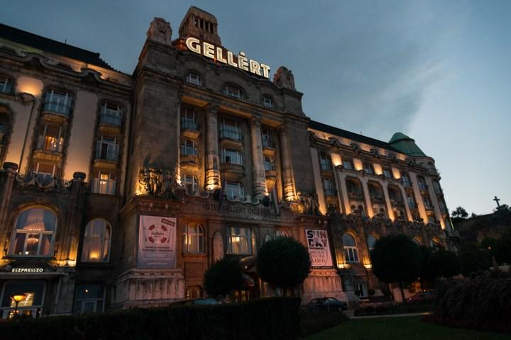 Hotel Gellért, Budapest