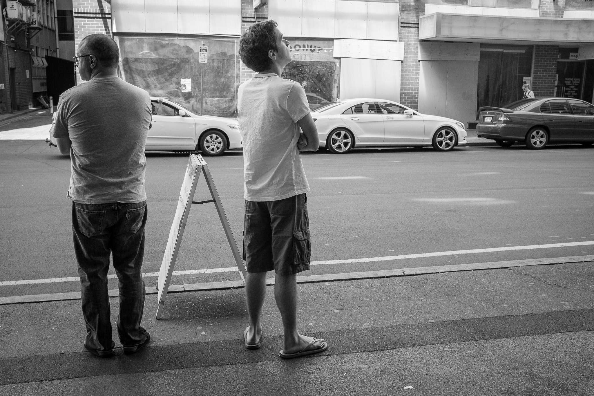 Street photography in Adelaide