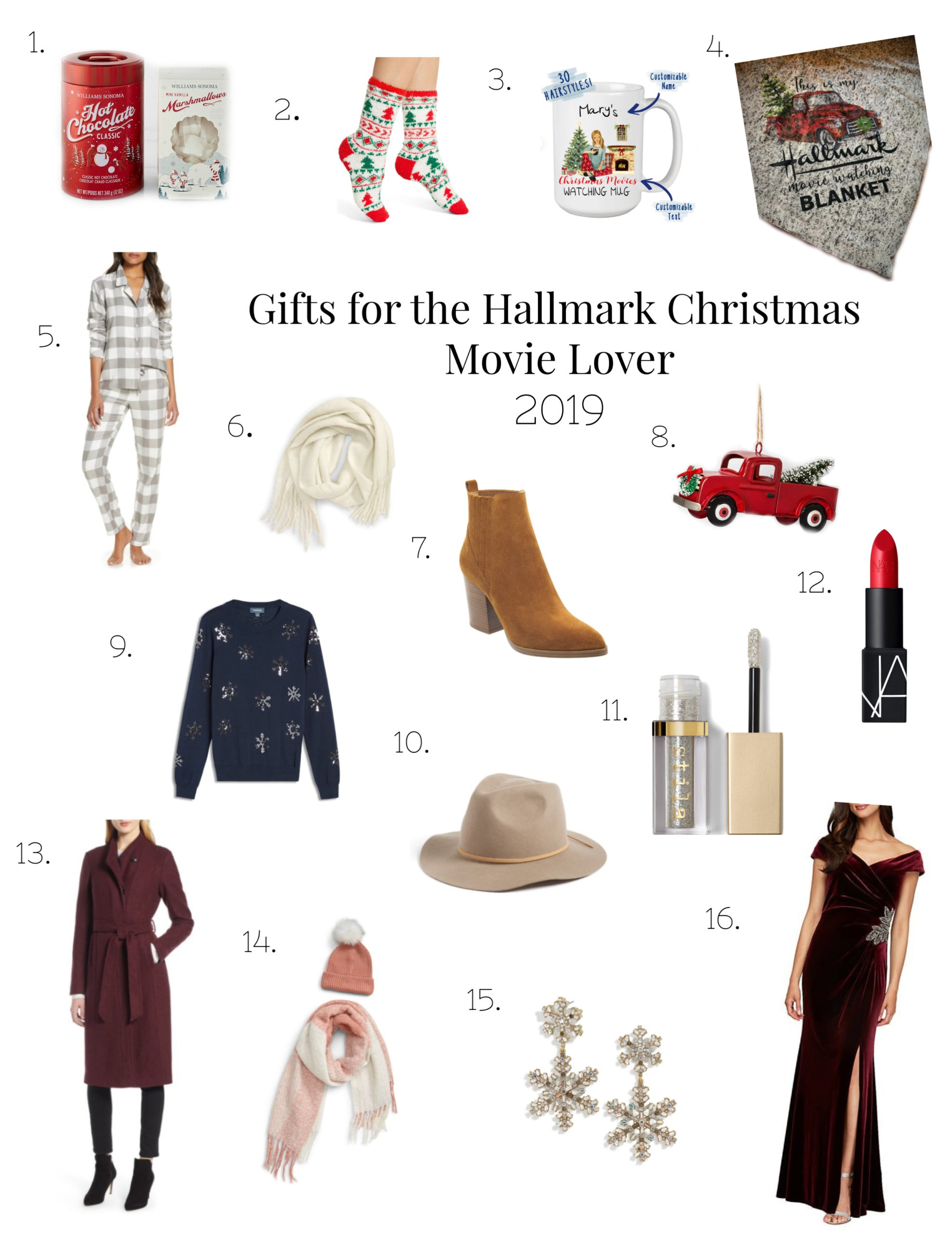 Gifts For The Hallmark Christmas Movie Lover Kennedi Mccall