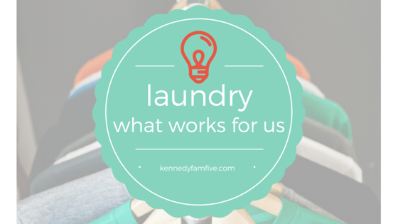 The Laundry System That Only Busy Parents Will Understand