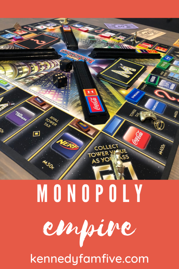 monopoly empire, best educational board games, best games for families