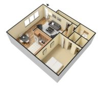 FLOOR PLANS - Kennedy Gardens Apartments for rent in Lodi, NJ