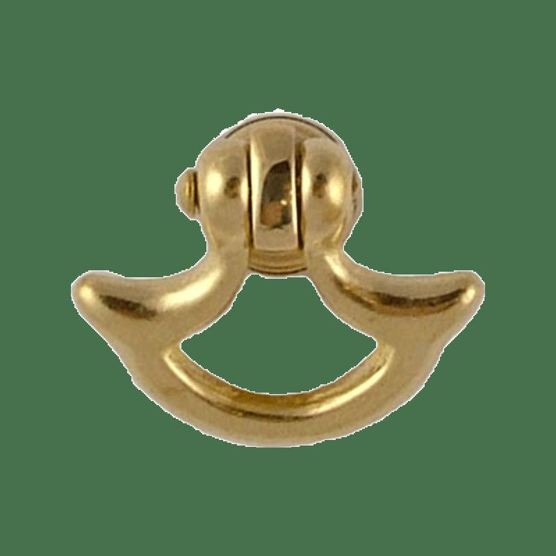 Small Brass Pulls