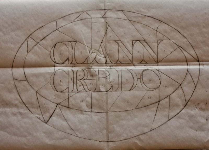 Clann Credo pattern first draft