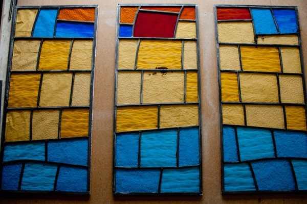 Panels 5,6 & 8