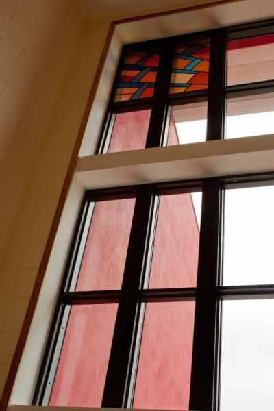 Panels 1 & 2 installed