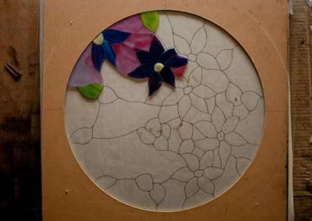 Round Clematis photo 3