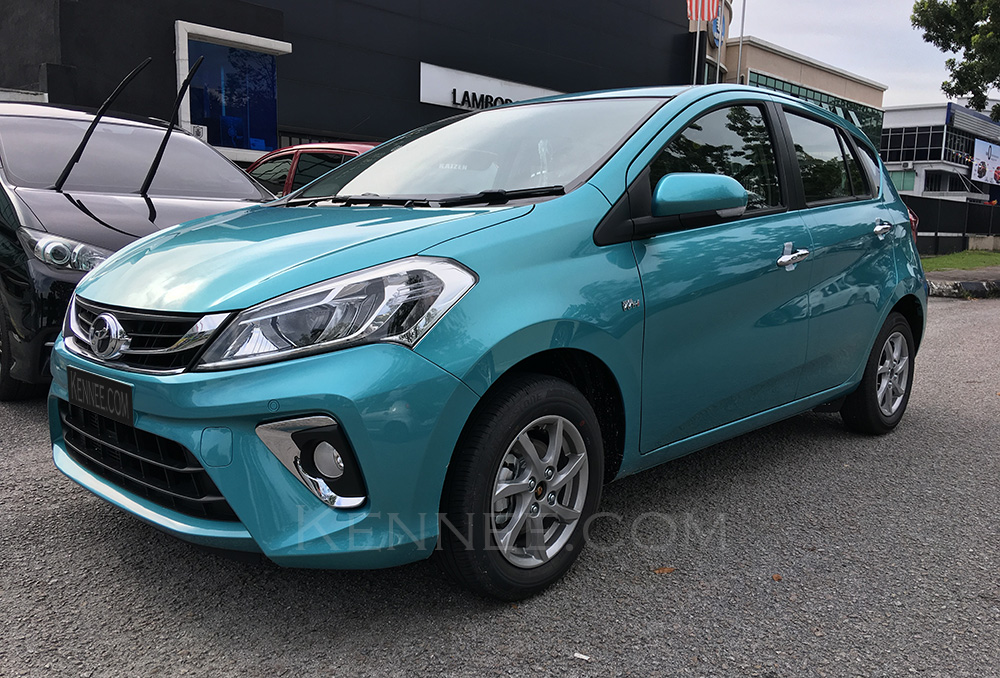 6 surprising features of the 2018 Perodua Myvi