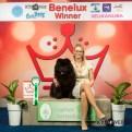 Chow Chow Hjelme Piuk Chow Possesses Black Passion og Stine Hjelme, Benelux Winner
