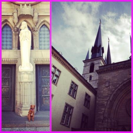 Notre Dame, Luxembourg, Luxembourg