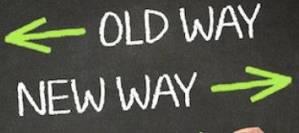 Old Way, New Way2