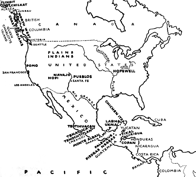 SW. non-technological cultures
