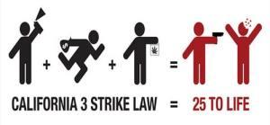 Three Strikes Law, California - Orange County Criminal Defense