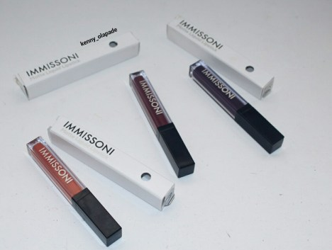 IMMISSONI Cosmetics Lipsticks