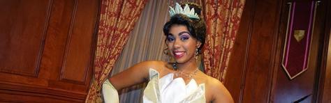 Princess Tiana Magic Kingdom meet and greet KennythePirate