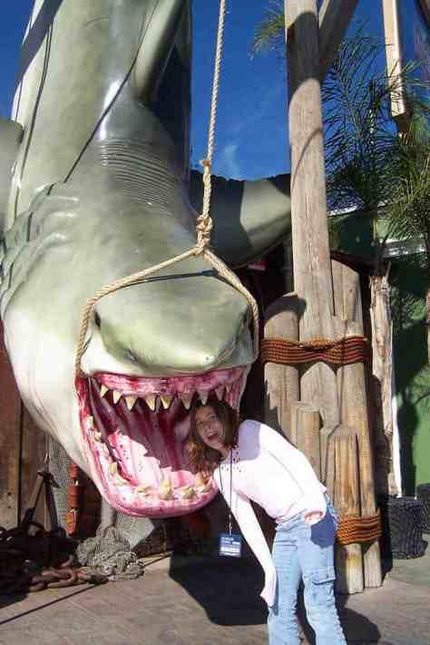 Jaws Universal Studios Hollywood 2007