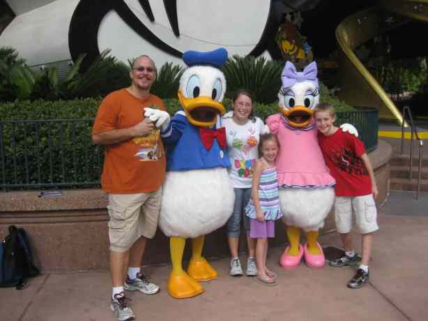 Daisy and Donald HS 2010