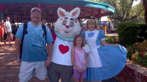 Alice and Rabbit - MK 2012