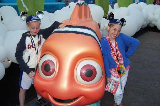 Disneyland Characters, Nemo